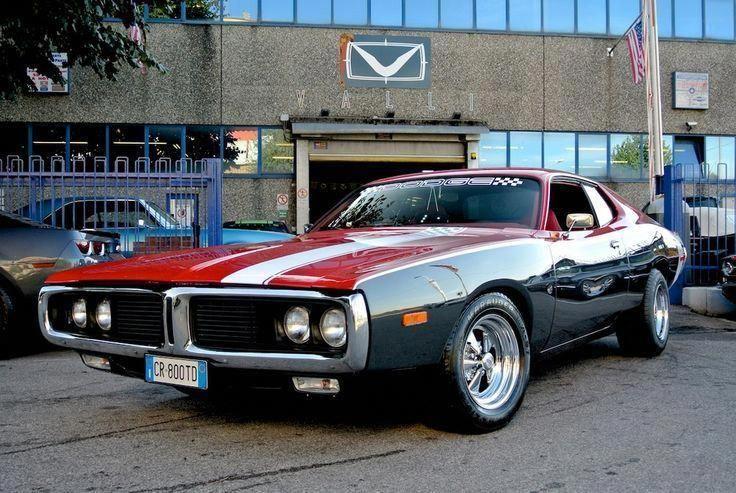 Image Result For 1973 Dodge Charger Resto Mod