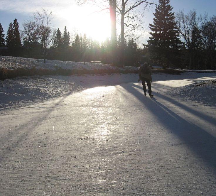 10 Best Indoor and Outdoor Skating Rinks- via Avenue Magazine #WinterActivities #YYC