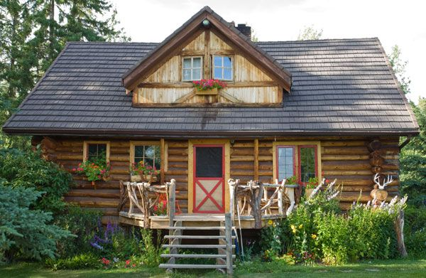Tiny Home Designs: 1000+ Ideas About Cabin Exterior Colors On Pinterest