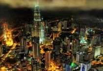 City Landscape Wallpaper HD