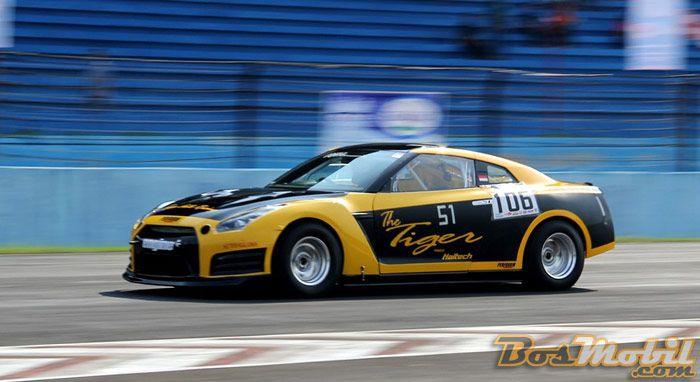 The Tiger Kembali Juara Kelas FFA Drag Race Seri 2 #info #BosMobil