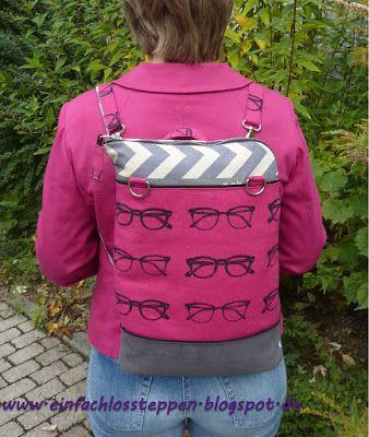 The calla backpack (umbaubarer Rucksack)