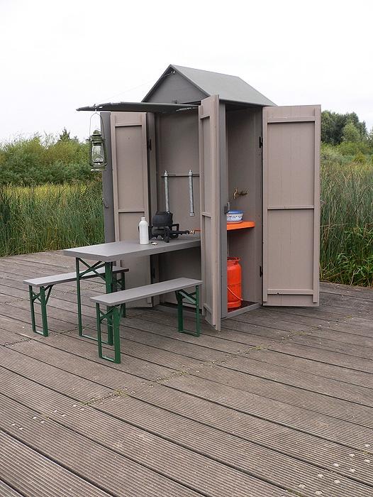 Studio Simple - Outdoor kitchen