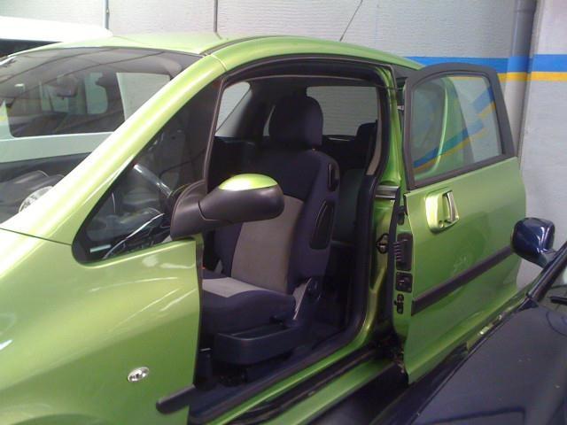 Peugeot 1007 modelo 2011