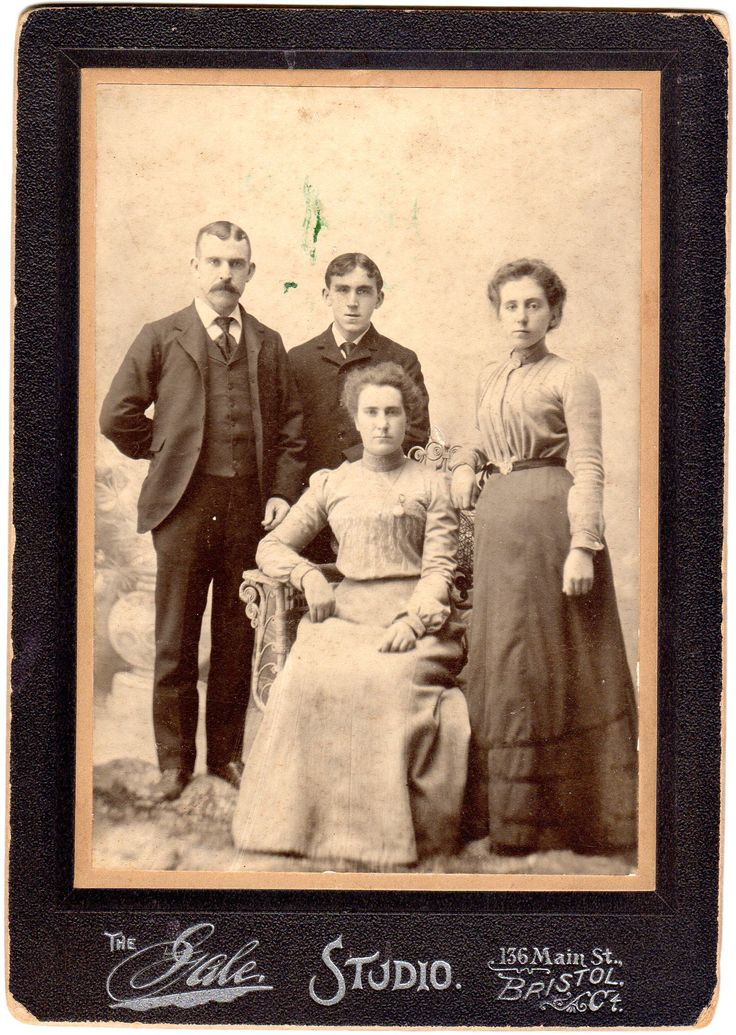 Doyle, Unknown group, Bristol, Connecticut #genealogy Reposted by #paradisoinsurance http://www.paradisoinsurance.com/#/