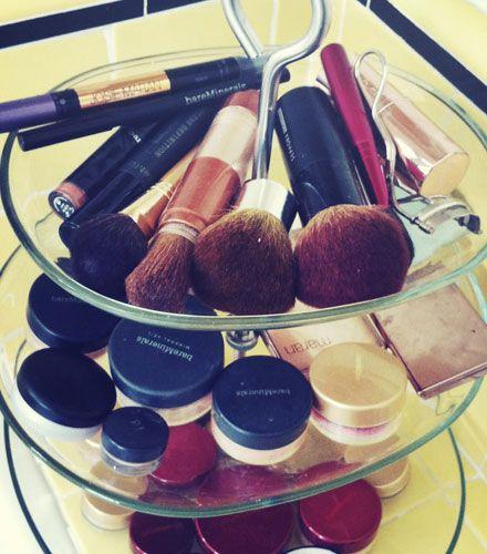 20+DIY+Makeup+Storage+Ideas