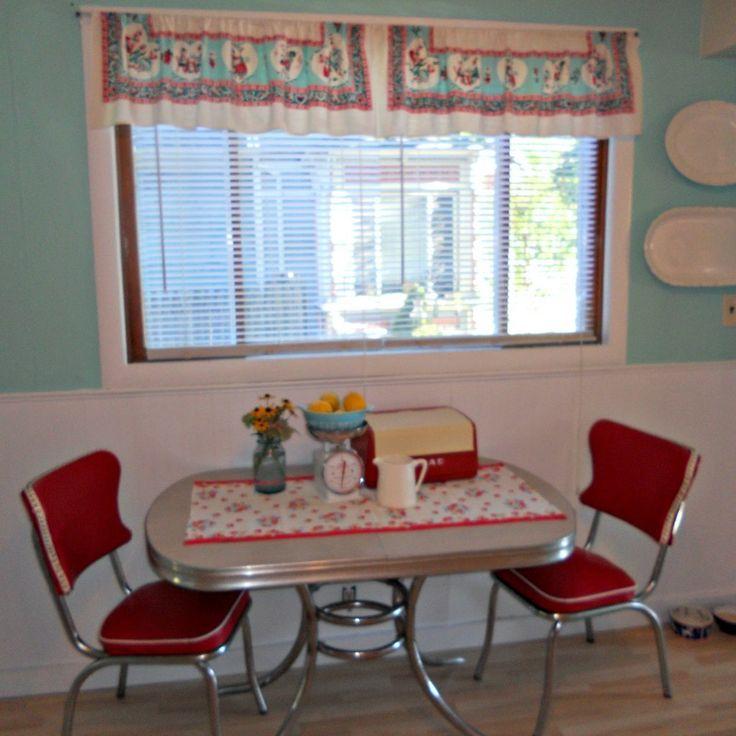 Vintage Cherry Kitchen Decor