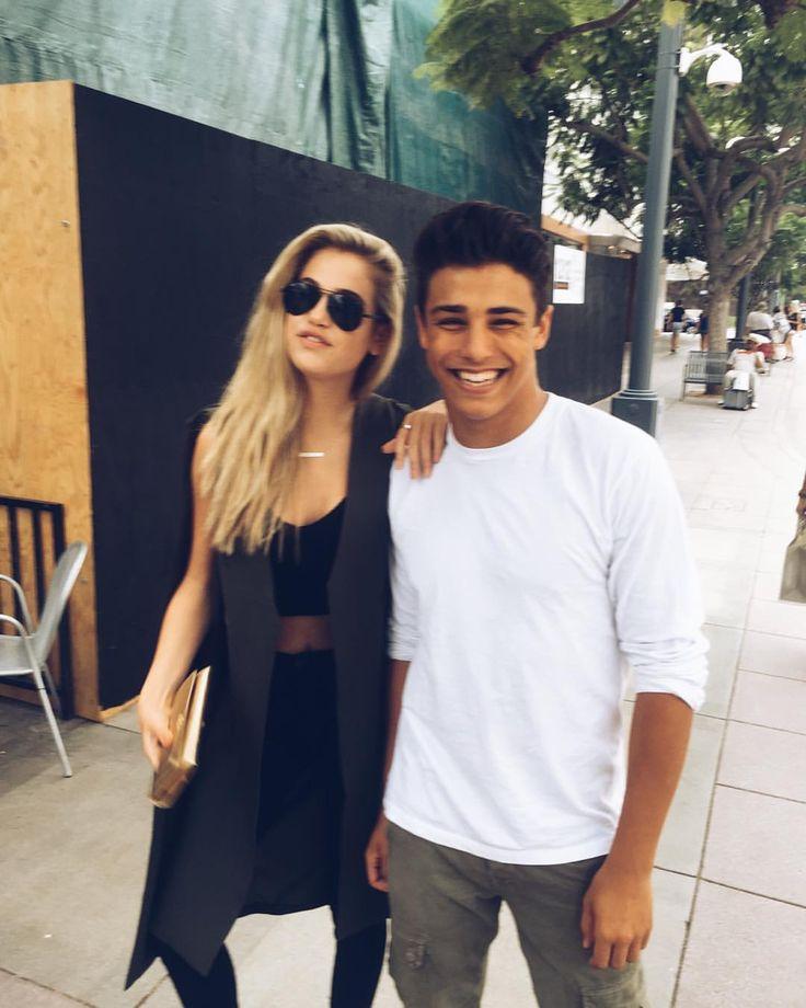 Alli simpson and tanner zagarino dating