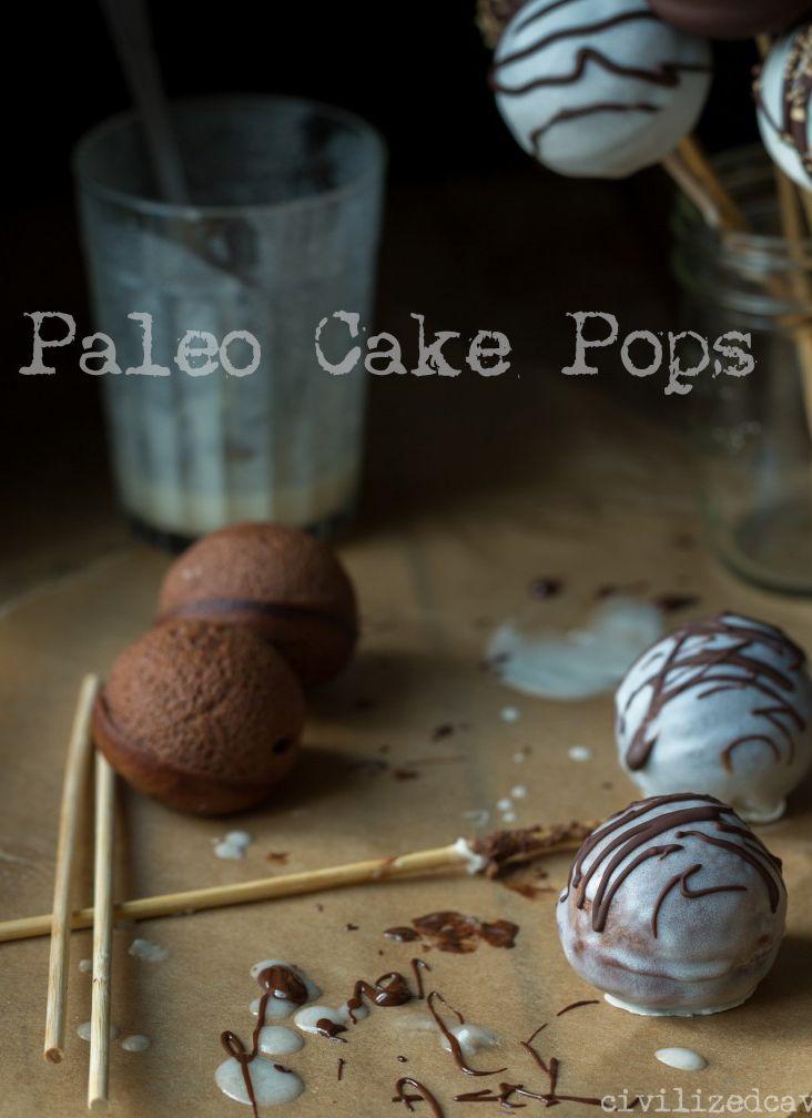 Chocolate Cake Cake Pops