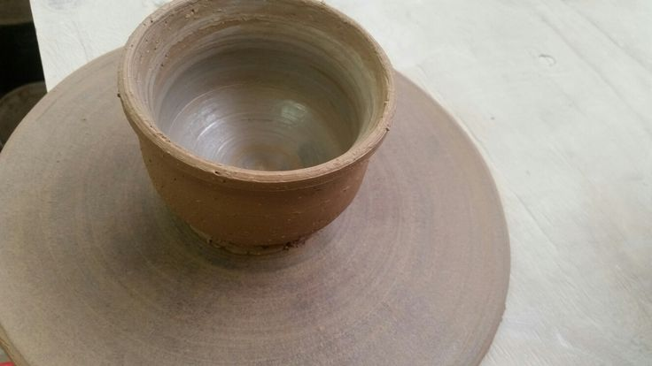 Another agateware cup I made. Really having fun with this.