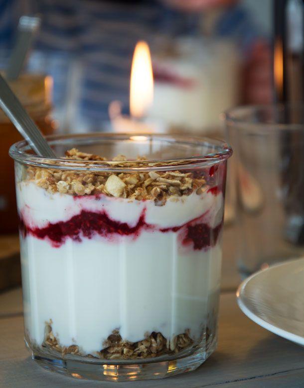 Verdens bedste yoghurt, i følge min datter ➙ Opskrift fra Valdemarsro.dk