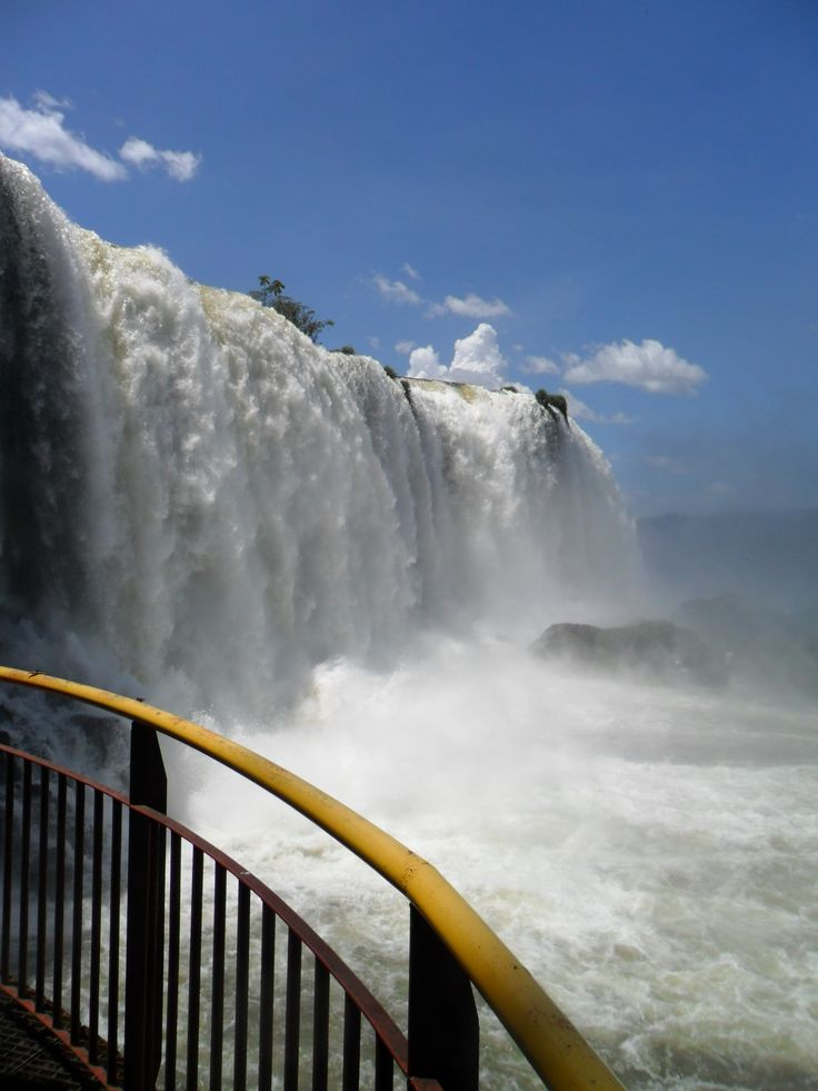 Cataratas, Iguaçu Falls, Brazil
