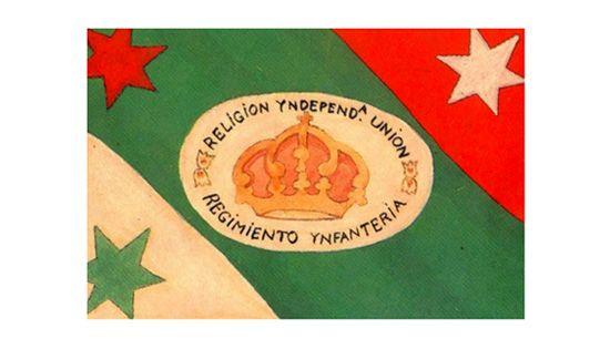 Historia de la Bandera de México | México Desconocido