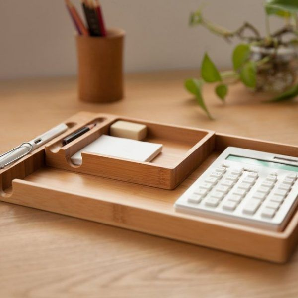 40 Unique Desk Organizers U0026 Pen Holders