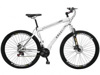 Bicicleta Colli Bike Ultimate Aro 29 - 21 Marchas Freio a Disco