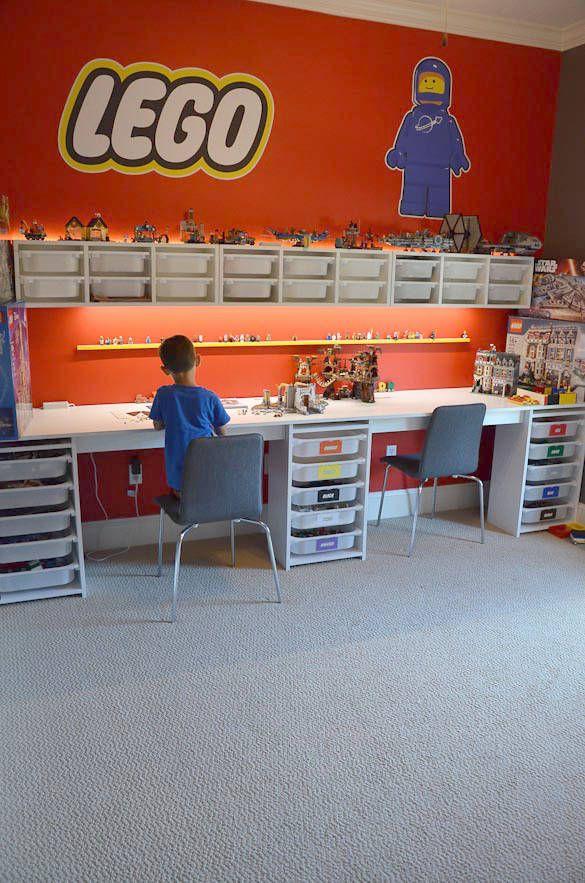 DIY LEGO Table – Incredible Ikea Hacks!