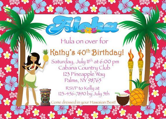 invitation adult Party idea