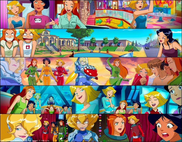 totally spies | Totally Spies -