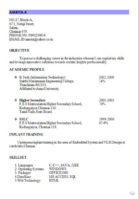 how to make a resume online complete guide example