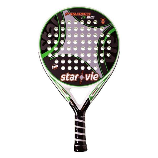 Star Vie R60 Pyramid es una pala de padel y raqueta de padel muy buena y en tienda de padel