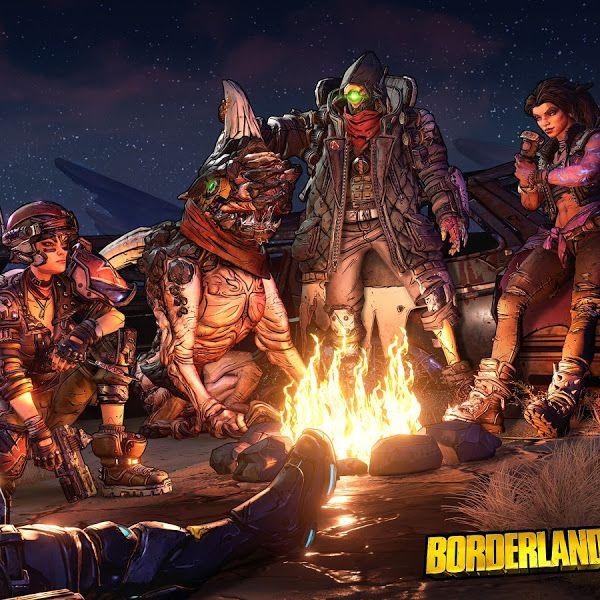 Borderlands 3 Characters Zane Moze Fl4k Amara 4k 3840x2160 Wallpaper Borderlands Borderlands 3 Borderlands Series