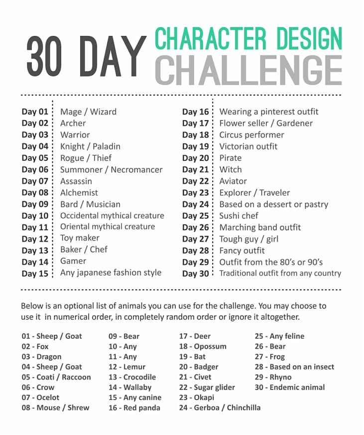 Yesterday I Started Doing This Challenge Following Both Lists I Will Post The First Drawing Drawing 30 Day Drawing Challenge Drawing Challenge Art Challenge