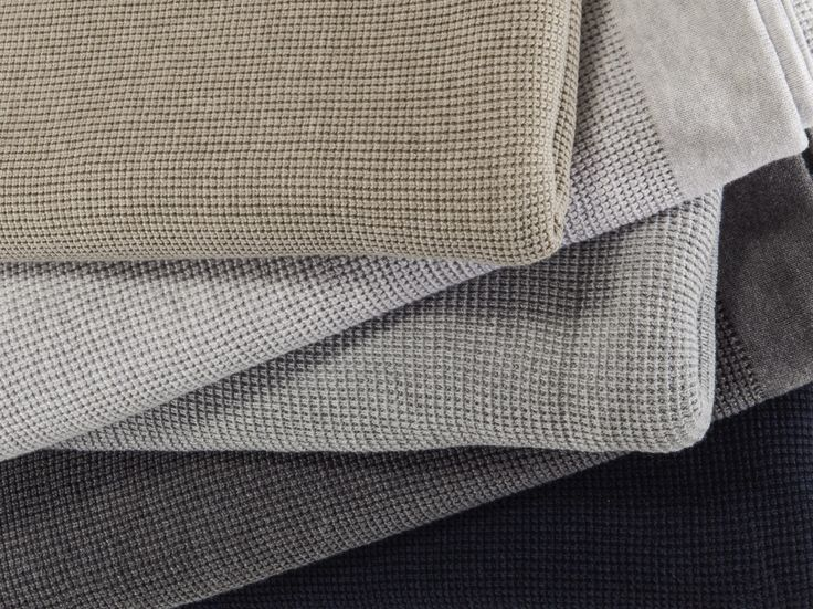 Bemboka Cotton Blankets and throws in natural colors. #bemboka #naturalcolors #interior #bensstore #munich #germany #living #lifestyle #blankets #throws #cotton