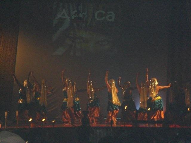 Gala Al Nujun 2011 Africa. Hagalla 2