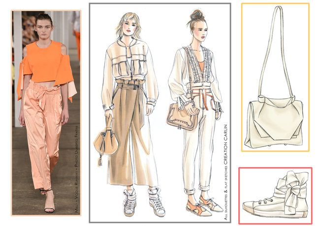 Carlin Creative Trend Bureau: SS18 RTW - So Cool Sophisticated Appeal! - Tendencias (#755636)