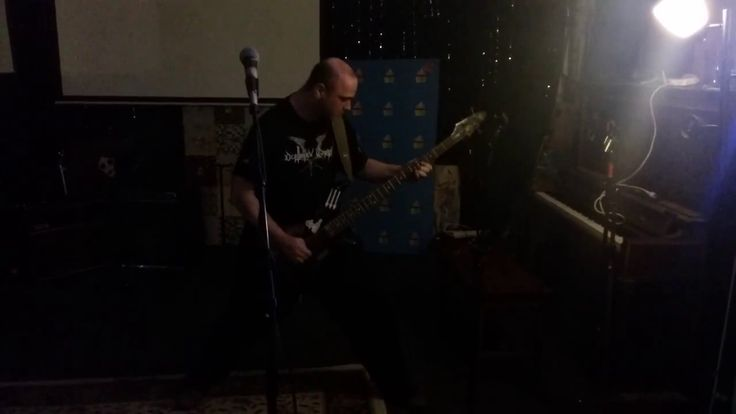 Cryostasium - Live at Out Of The Blue Gallery Too, Cambridge, MA USA 07/...