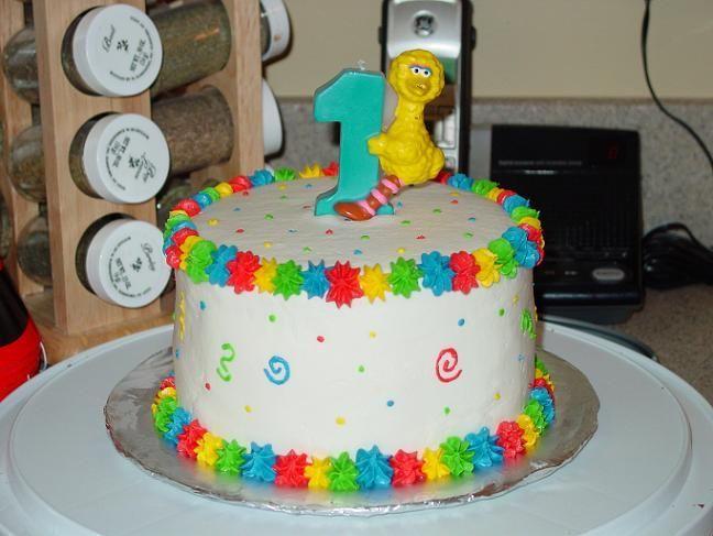 Sesame Street Smash Cake. wanna make this for braxton's first birthday