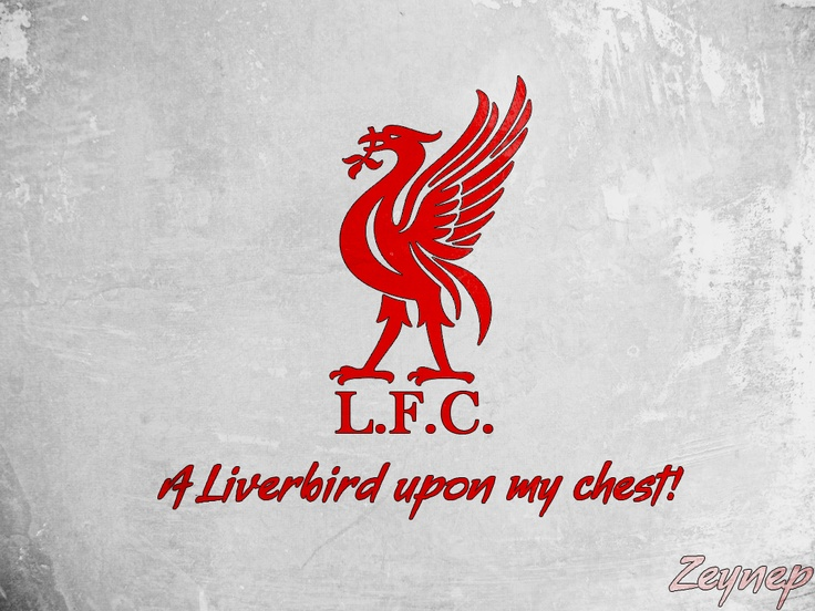 A Liverbird upon my chest! YNWA Liverpool!
