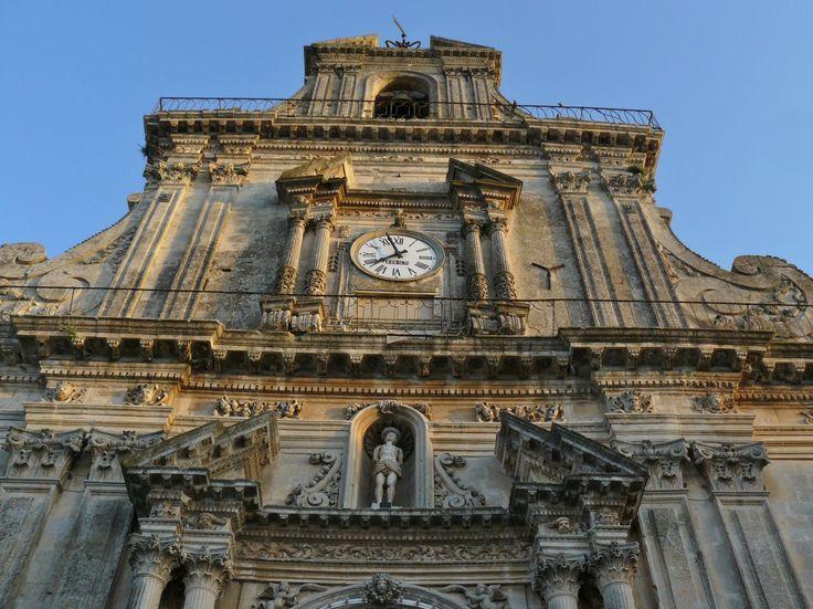 Palazzolo Acreide - Chiesa di San Sebastiano