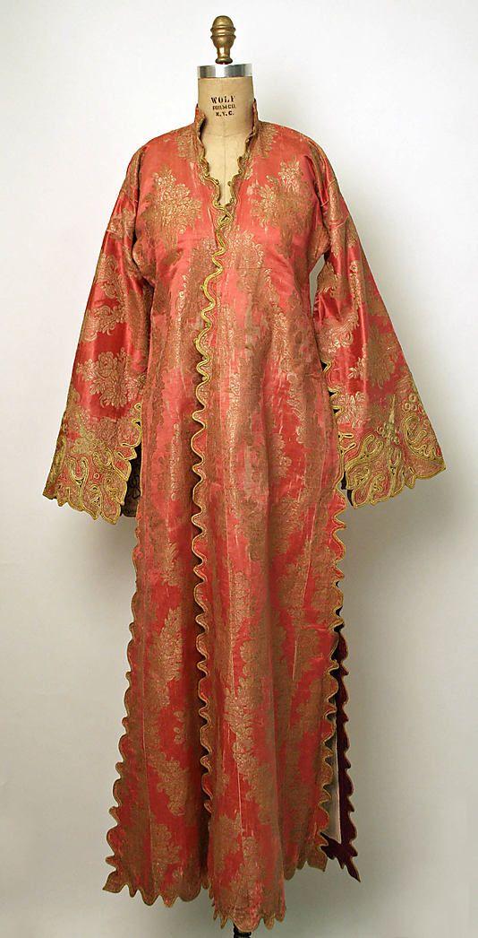 Turkish, robe