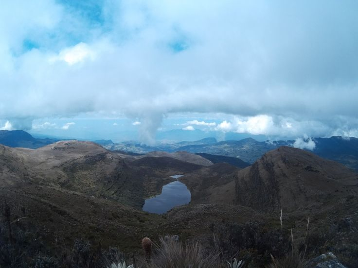 Parque Nacional Natural Sumapaz,Colombia