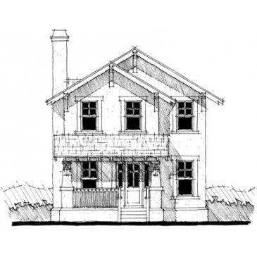 About House Plans On Pinterest Craftsman House Plans And The Blake