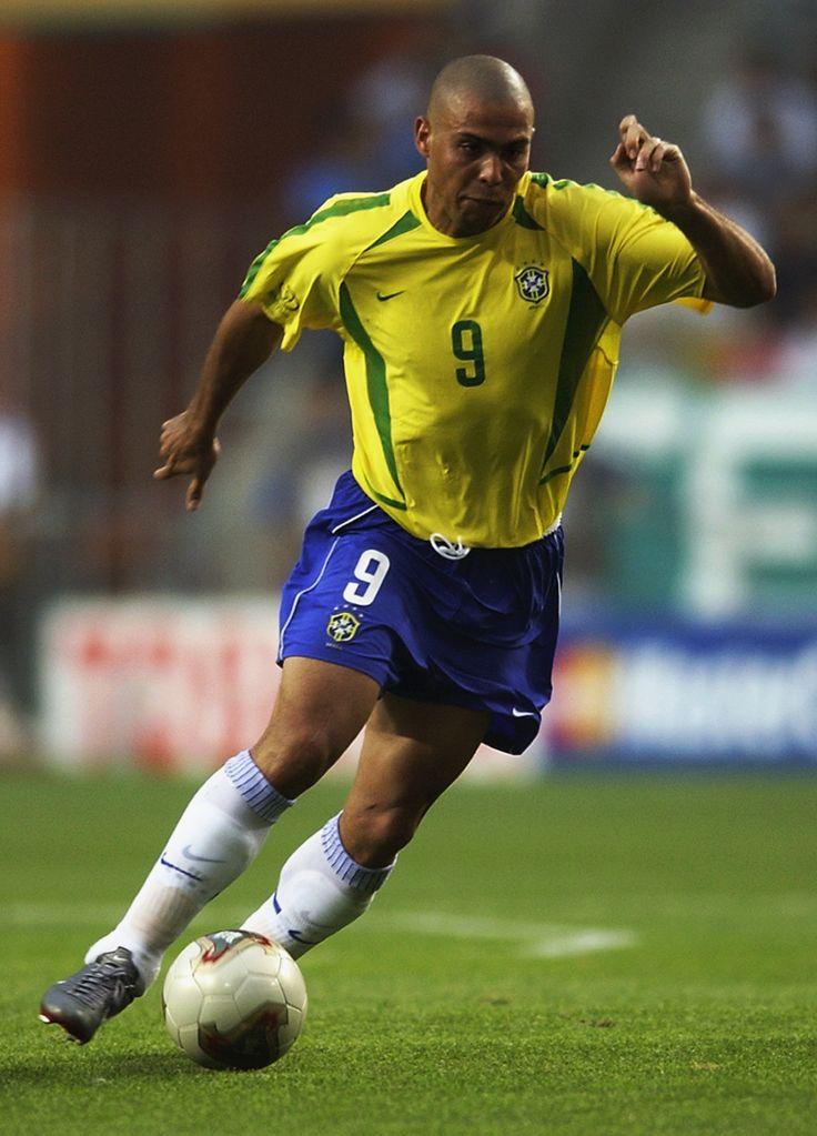 Delantero Centro - Ronaldo (Brasil).