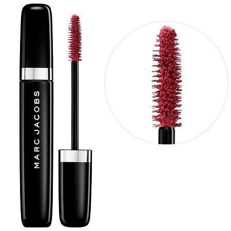 Garnet 80 - burgundy-red wine O!Mega Lash Volumizing Mascara - Marc Jacobs Beauty | Sephora