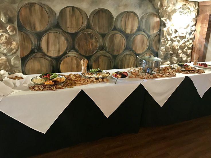 On arrival - Hernder Estate Wines - winery weddings - barn weddings