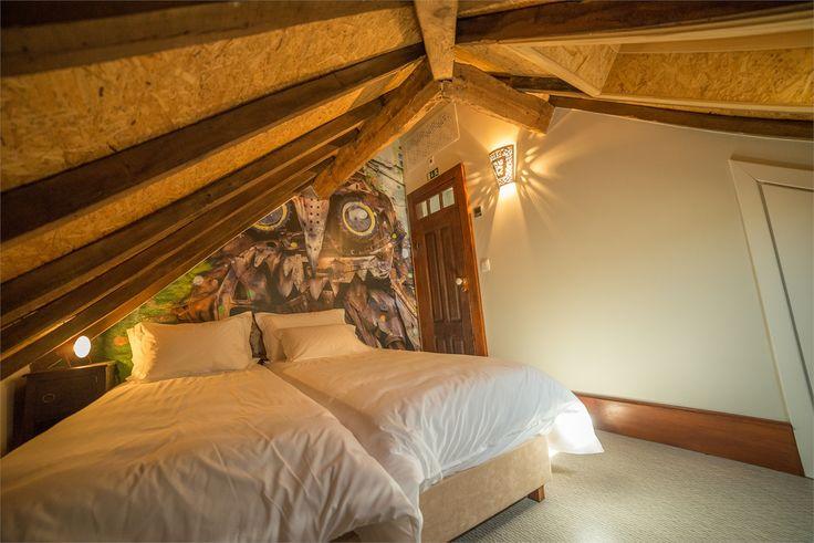 Casa com história, na Serra da Estrela