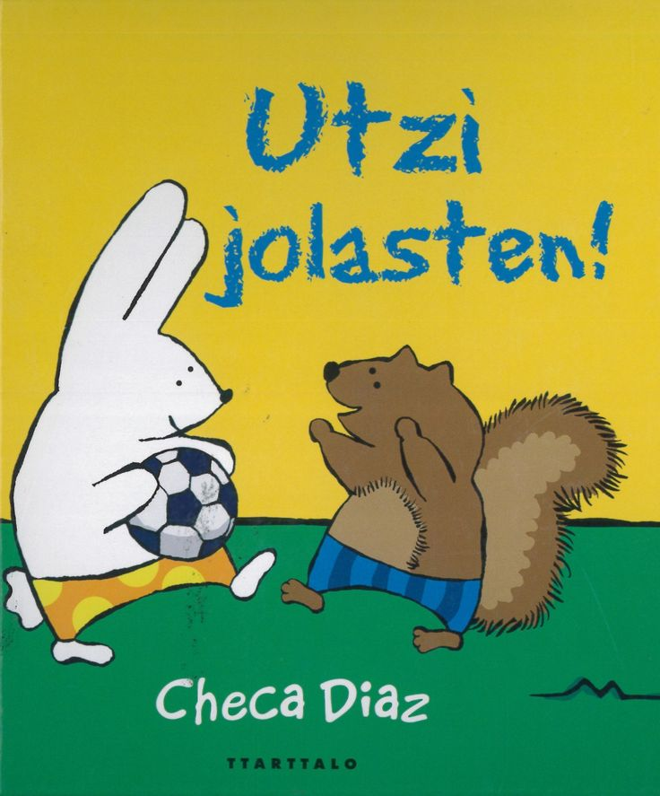 Checa Diaz: Utzi jolasten! (Ttarttalo)