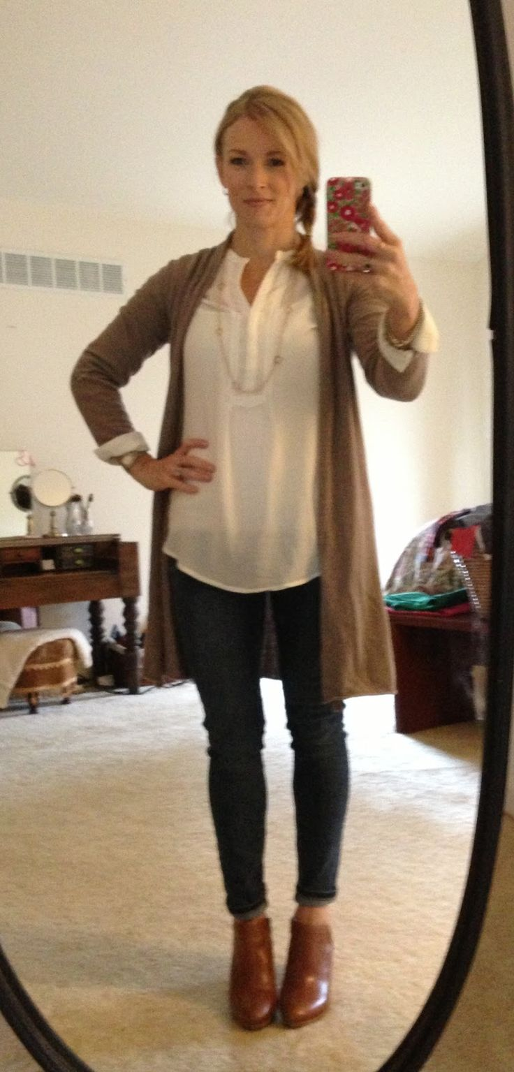 Simply Lulu Style, Simply Lulu Design, chic mom, Boden, Old Navy, Jack Rogers, skinny jeans, gold jewelry, clover necklace