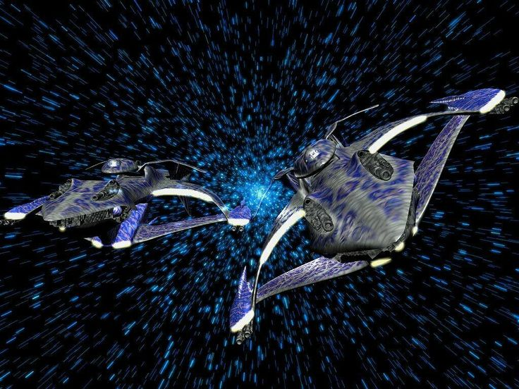 Babylon 5 -White Stars. A stylish design, the peculiarities of which have no explanation other than being of alien origin.