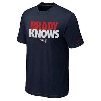 Brady Knows. #Patriots