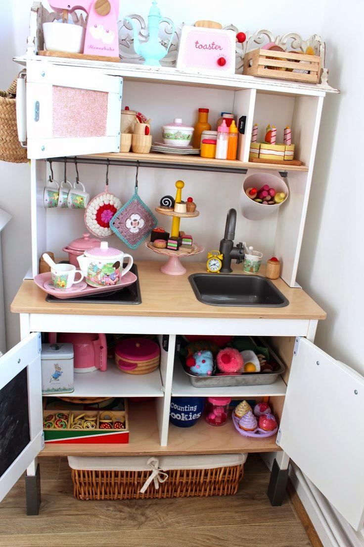 Homemade Play Kitchen 17 Best Ideas About Ikea Play Kitchen On Pinterest Ikea Toy