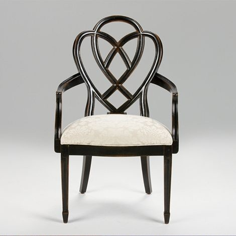 Photo Image from ethanallen Ariel Arm Chair