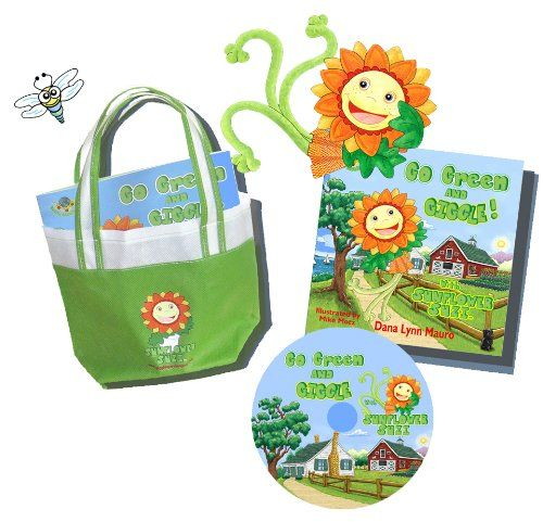 Special Offers - Go Green & Giggle Greenhouse Kit with Tote Book and Song Cd - In stock & Free Shipping. You can save more money! Check It (April 09 2016 at 01:46AM) >> http://growlightusa.net/go-green-giggle-greenhouse-kit-with-tote-book-and-song-cd/