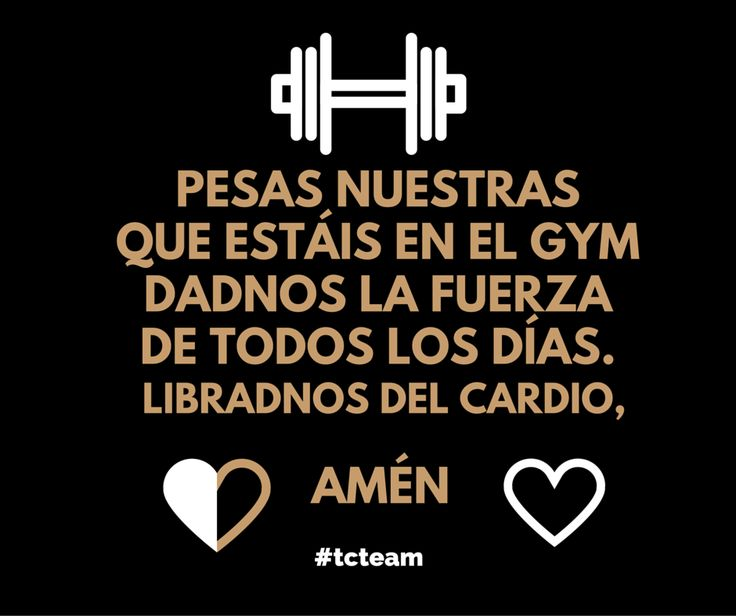 #cardio #pesas #gym https://tiendaculturista.com/?pinterest?