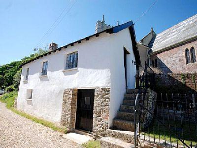 Kleines Landhaus Tedburn St Mary