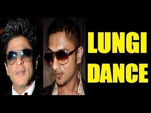 Honey Singh | Shahrukh Khan | LUNGI DANCE.